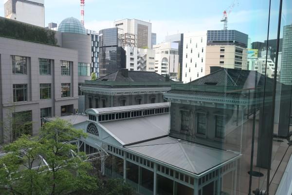 汐留 旧新橋駅