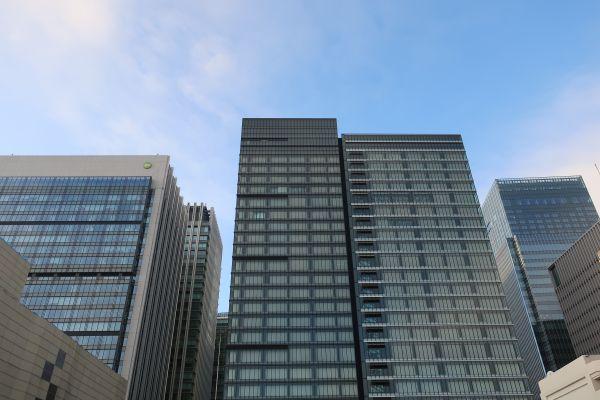 東京事務所からの景色